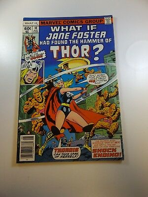 What If #10 Jane Foster Had Found The Hammer Of Thor FN/VF condition