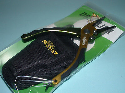 """Dr Slick Squall Pliers Holster Lanyard Replaceable Jaws Cutter 7 1/2"""" PSA75RX"""