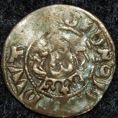 Great Britain - Unidentified - Hammered - Silver - Penny  ----- #236Z