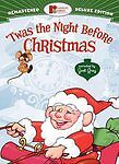 Twas the Night Before Christmas (DVD, 2010, Deluxe Edition) NEW