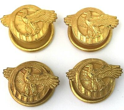 Vintage Honorable Service Lapel Button Ruptured Duck Military World War Ii