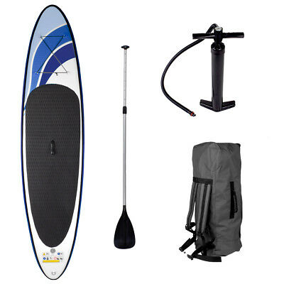 Sup Board Stand Up Paddling Planche de Surf Gonflable Incl. Pagaie Isup 300cm