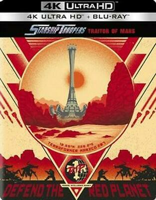 Starship Troopers:traitors of Mars Region 1 Free Shipping!