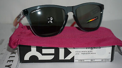 Oakley Prizm Grips D855 Frogskins Black Collection 9013 D8 Sole Rc54j3AqL