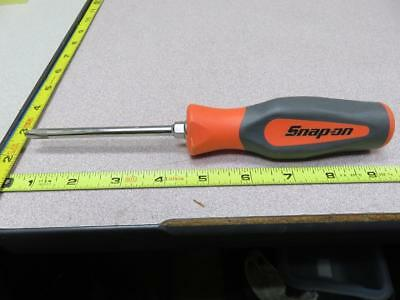 "Snap On Shdp421R Us Made 4"" Phillips Tip Screwdriver  New Shaft Tip"
