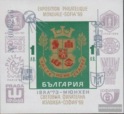 Bulgaria block41 (complete issue) unmounted mint / never hinged 1973 Briefmarken