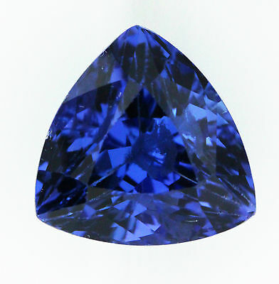 2.03ct!! TANZANITE NATURAL COLOUR -EXPERTLY FACETED IN GERMANY +CERT AVAILABLE