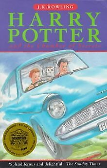 Harry Potter 2 and the Chamber of Secrets von Rowli... | Buch | Zustand sehr gut