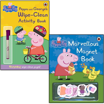Ladybird Collection Peppa Pig Series 2 Books Set