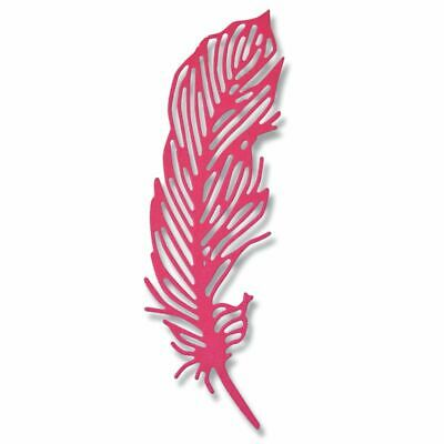 SIZZIX Thinlits Die - Delicate Feather - 661682
