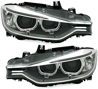 Angel Eyes Scheinwerfer Set für 3er BMW F30 / F31 Limo Touring Xenon D1S LED