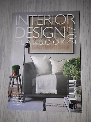 Brand New Interior Design Yearbook 2017 Consumer Edition WEighty 352 Pages