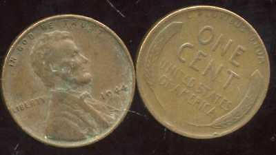 UNITED STATES - USA   WW2    one cent  1944   ( aus )