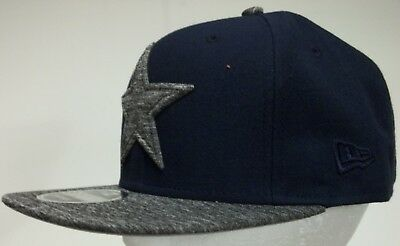 bfbfa63509489 New Era 9Fifty Dallas Cowboys NFL Football Cap Hat Snap Back snapback  authentic