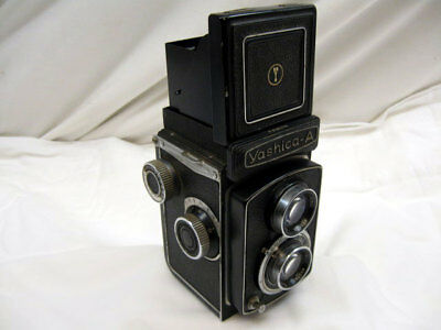 Yashica A Tlr , 120 Film Camera