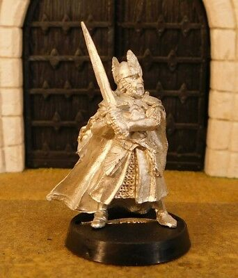 ELENDIL - Lord Of The Rings Metal Figure(s)
