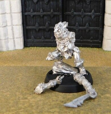 DUBURTZ GOBLIN KING OF MORIA - Lord Of The Rings Metal Figure(s)