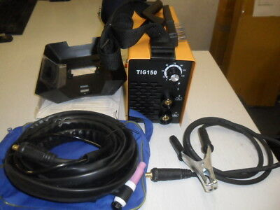 TIG  WELDER  150 amp  2 YEAR UK WARRANTY