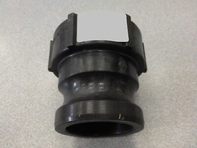 """Cam Action Coupler, 1-1/2""""a Male Adapter X Female Thread #61231 Norwesco Camlock"""