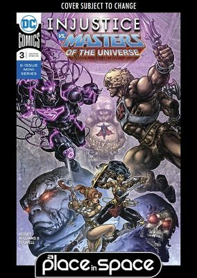 Injustice Vs. Masters Of The Universe #3 (Wk38)
