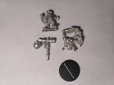 GROMBRINDAL - WHITE DWARF - SQUAT  - SPACE MARINE - special edition - metal