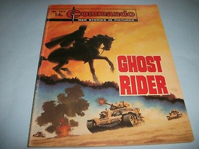 1980  Commando comic no. 1474