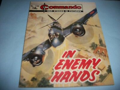 1983  Commando comic no. 1706