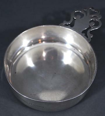 Antique Early 20thC Tiffany & Co Sterling Silver Porringer 6.97 Troy Ounces, NR