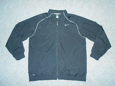 Nike Dri-Fit Mens Xl Lined Athletic Track Jacket                              B6