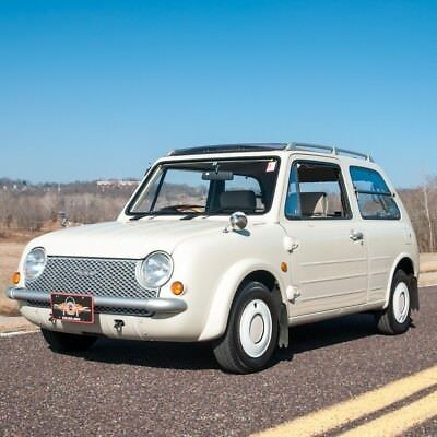 1989 Nissan Other Pao 1989 Nissan Pao