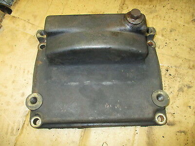 "JOHN DEERE 112 120 140  KOHLER OIL PAN K321 ""EARLY STYLE CAST IRON"" 12-14hp"