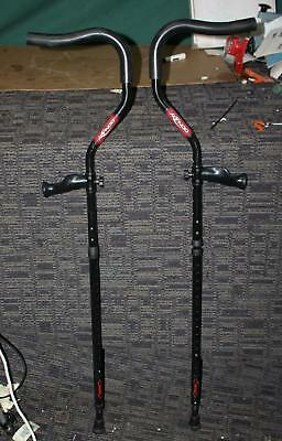 Donjoy Spring Loaded Rebound Crutches !  W486