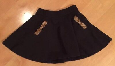 Janie and Jack Butterscotch Belle Ponte Skirt EUC Size 2T