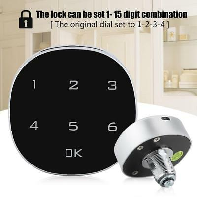 Digital Coded Lock Fit for Tool Boxes Cabinets Drawers Mail box School Lockers