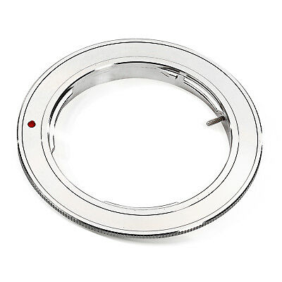 Neewer Lens Mount Adapter for Olympus OM Lens to Canon EOS EF Camera T2i T3 T3i