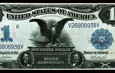 $1 1899 :: BLACK EAGLE ::: Silver Certificate ** MORE CURRENCY FOR SALE