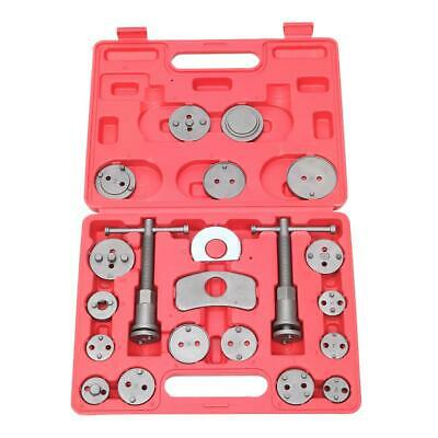 21-Piece Heavy Duty Disc Brake Caliper Tool Set and Wind Back Kit for Brake Pad