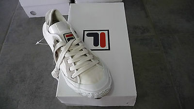SCARPE FILA VINTAGE 1911 REALE WASHED - MAN FILA 100th ANNIVERSARY SHOES
