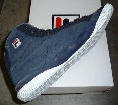 SCARPE FILA VINTAGE 1911 REALE MID WASHED - MAN FILA 100th ANNIVERSARY SHOES