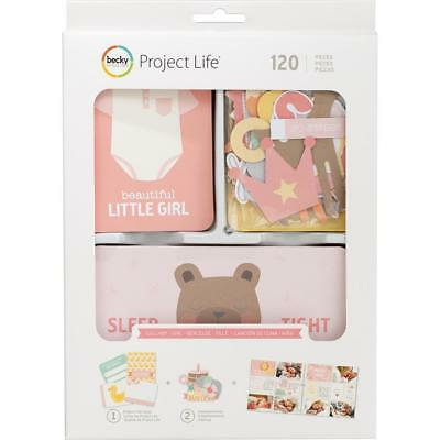 Becky Higgins Project Life Value Kit - LULLABY GIRL