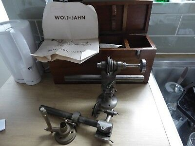 Good Vintage Watchmakers Lathe