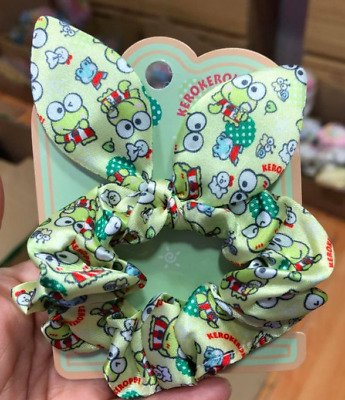 2018 Sanrio Keroppi Frog Hair Band Accessories ~ NEW
