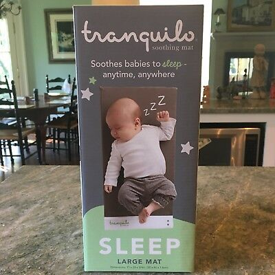 Tranquilo Soothing Mat - Large - New In Box