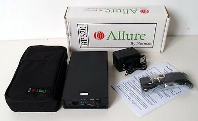 Allure By Norman BP320 DC Power Pack Battery In Box