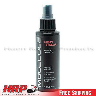 Molecule MLHRR Helmet Rain Repel 4oz. Spray Bottle
