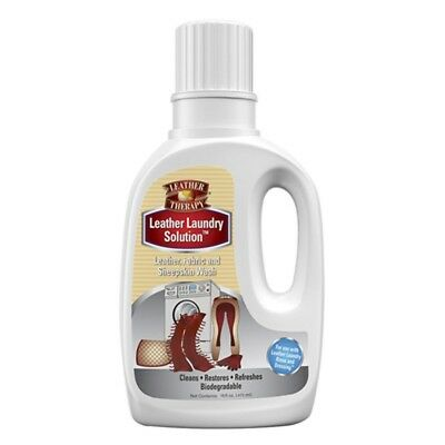 W F Young 450904 16 oz Leather Therapy & Laundry Solution