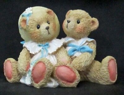 "Cherished Teddies Heidi and David ""Special Friends"" 910708"