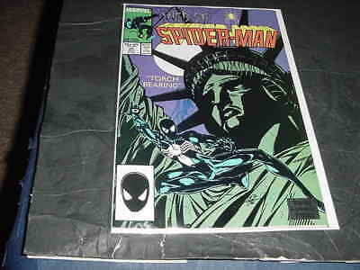 STAN LEE signed AUTO marvel 1985 SPIDER MAN  #28 comic book (authentic hologram)