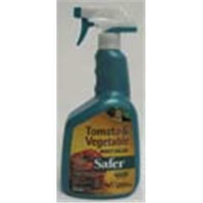 Woodstream Lawn  Grdn  5085 Safer Tom  Veg Insct Klr 32Oz