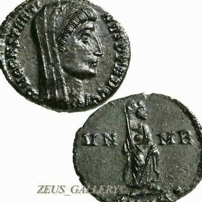 CONSTANTINE The Great VN-MR RARE in RIC 57 Ancient Roman Imperial Coin Nicomedia